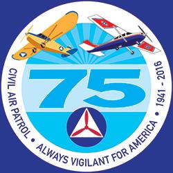 cap 75 logo